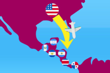Paqueteria Centro America